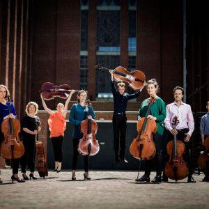 Cello8ctet Cello Octet Amsterdam kamermuziek Concert bij kaarslicht Concert in Tienhoven Pärt Glass Piazzolla