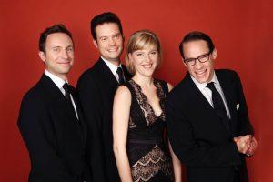 Doric String Quartet Concert in Tienhoven