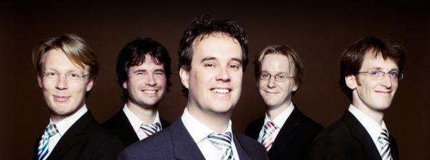 Farkas Quintet bij Concert in Tienhoven