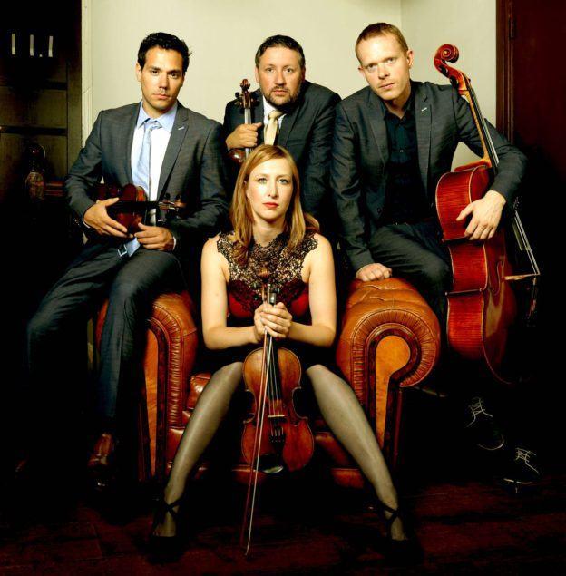 Klassieke muziek klassieke concerten bij Concert in Tienhoven Utrecht dominic seldis matangi quartet the new european ensemble the snowman