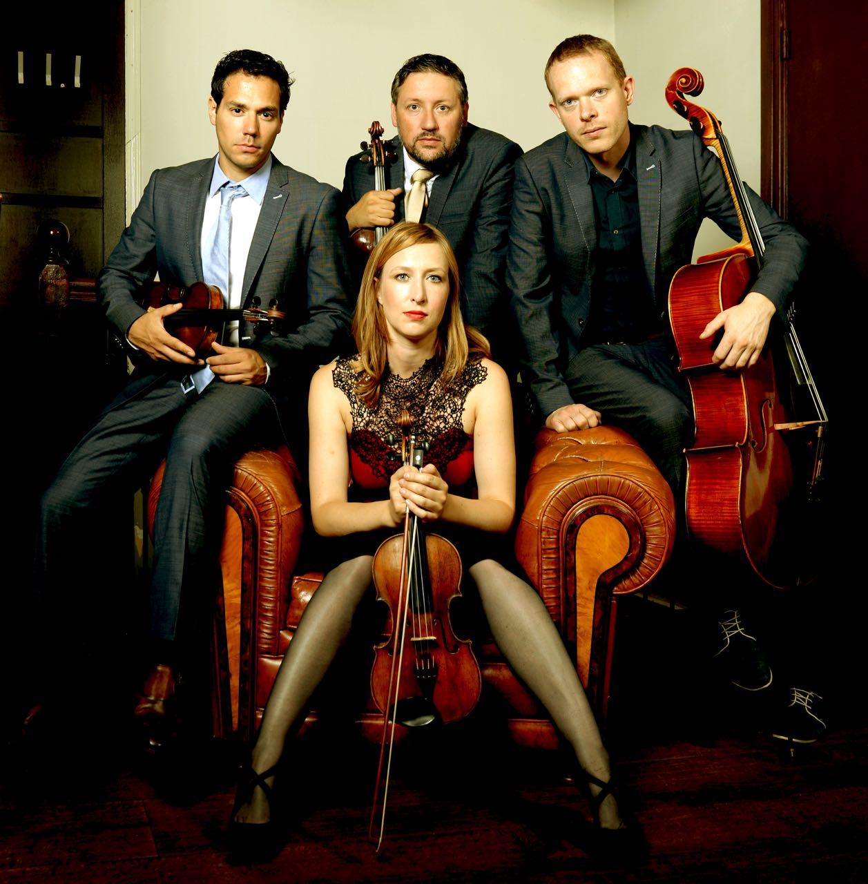 Matangi Quartet met 'La Bella Italia'