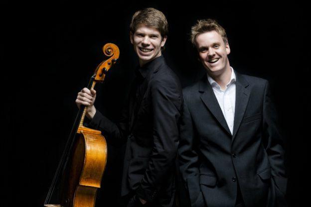Joris van den Berg en Martijn Willers spelen Bach, Beethoven en Schnittke bij Concert in Tienhoven