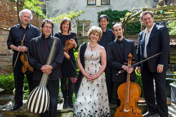 Johannette Zomer & Tulipa Consort musiceren op 4 november in Tienhoven!